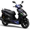 YAMAHA CYGNUS-X Monster Energy Yamaha MotoGP Edition