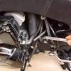 CBR1100XX クラッチフルード交換とウィンカーの配線修理