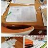 机周りの収納と整理整頓に無印のファイルボックスを利用。紙類(書類)が散らからない方法とは?