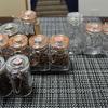 コーヒー豆の仕分け保存 |100円均一で買えるオススメのキャニスター
