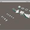 【Unity】パーティクルで使用できるローポリの基本図形モデルのコレクション「LowPolyShapes」紹介
