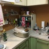 キッチンを片付けてみました