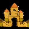 砂の城か積み木崩しのような皇室