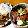 クズ野菜で作った鉄腕ダッシュの「海軍カレー」が美味しい