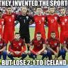 サッカーイングランド代表はなぜいつもネタにされてしまうのか