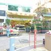 香港・フラワーマーケットという地名。漢名は花墟道。