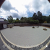 京都 龍安寺の石庭 を360写真でチェック #360pic