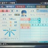 417.黄金騎士団 藍晶刹那(パワプロ2019)