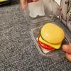オーストリアのハンバーガーグミ