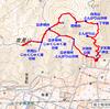 兵庫県姫路市の京見山と才トンガリ山