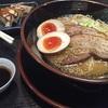 「濃い」ラーメン!「麺工房泰幸」のマー油味噌ラーメン
