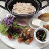 【札幌のランチ情報】オーガニックレストラン Durandelleの『自然栽培米の健康プレート』