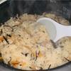 モチモチしみしみうまうまっ😋炊飯器で鶏おこわ🍚