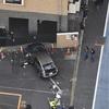山手通りで6台に衝突、運転の男「覚えてない」
