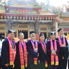2012年 道教節世界慶典  日本道観の道教交流