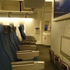 バンコクから日本への飛行機の中での出来事 タイ人の体臭って・・・