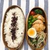 20190415鶏むね肉の生姜焼き弁当&フローラルガーデンよさみ