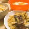 【お料理レポ】レバーとじゃがいものタパス風、炒飯、味噌汁