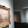 静かな時間〜アート散歩〜「4つの水紋」から(県立近代美術館)