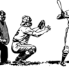 中学軟式野球キャッチャー!配球の組み立てかたの基本②「残像」を使う