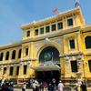 モデルはパリのオルセー美術館!ホーチミンのサイゴン中央郵便局@ ベトナム