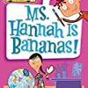 My Weird School #4: Ms. Hannah Is Bananas! Artに触れる