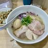 【今週のラーメン4575】 貝麺みかわ (東京・下北沢) 味玉貝麺[貝白湯]+ 月替わり貝ごはん 小 〜ピュアな貝好きには実に堪らん!まさに貝出汁貝飯貝三昧!一回食っとけ!