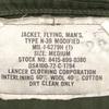 【アメリカの軍服】空軍フライトジャケットN–3B(MODIFIED・6279Hオリーブグリーン)とは? 0634  🇺🇸 ミリタリー