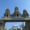 SFC解脱 タイ・カンボジア・宮古旅②国境超えてカンボジアへ