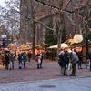 クリスマスマーケットの情景 4 ゲッティンゲン