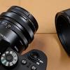 SIGMA 45mm F2.8 DG DN にフードと共に取り付け可能なフィルターについて
