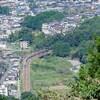 松田惣領の山腹からの望遠風景