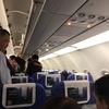 【飛@南方】中国南方航空の搭乗機からのエアポートトレインでバンコク市内へ(イミグレ30分、電車1時間で計約1時間半必要)