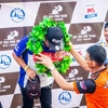 JET SKI PRO TOUR 2018 THAILAND、生駒選手、総合1位!