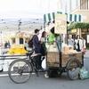 【出会ってしまった】三輪車のドーナツ屋さんHUGSYDOUGHNUTS(ハグジードーナツ)