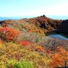 【九重山】法華院温泉山荘に泊まって歩いた大船山、秋が凝縮された大景観を見せてくれた山旅