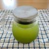 おニューのガラスのティーポットで新茶を水出し♪ Blue Leaf Cafe仙台&菅原園