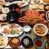 北海道でカニ食べるならココの宿!!サロマ湖 船長の家★