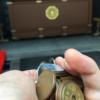 小銭がたまったら神社にお賽銭を入れるのが良いかもしれない