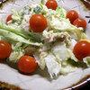 ポテトレタスサラダ