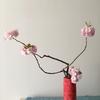 大好きな八重桜を活けました