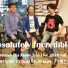 "Tetsuya Ota Piano Trio Live 2018 vol.4  "" Absolutely Incredible!! '"""