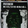 岡田鯱彦「樹海の殺人」(別冊幻影城)