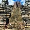 アンコールワット個人ツアー(202)アンコールワット小回りコースのタケウ寺院