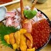 アラフィフ期間工・北のななし。港町・小樽で海鮮丼を食す