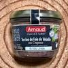【フランス産】Arnaud Terrine de Foie de Volaille(アルノー 豚肉と鶏レバーのテリーヌ)(酒のやまや)