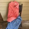シュガーケーンのジーンコードワークシャツはシンプルだけど遊べる万能シャツ!