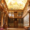 ストラホフ修道院・図書室