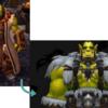 【World of Warcraft】おかえりグリーンジーザス!Thrallについてのおさらいと個人的な考察