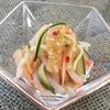 もやし きゅうり 中華クラゲの ナムル 簡単 レシピ♪